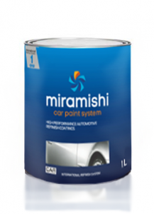 W-800 Mirror Clear Coat 1L   Miramishi (лак) (в г.Белово)